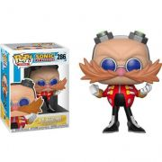 Funko Pop Sonic The Hedgehog Dr Eggman
