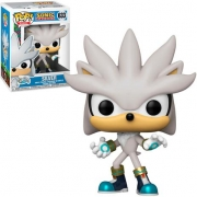 Funko Pop Sonic the Hedgehog Silver