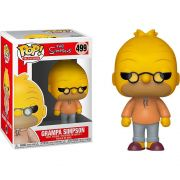 Funko Pop The Simpsons Grampa Simpson