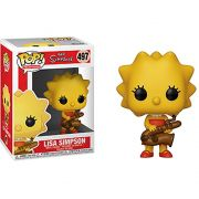 Funko Pop The Simpsons Lisa Simpson