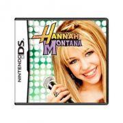Hannah Montana Nintendo Ds Seminovo Bh Loja