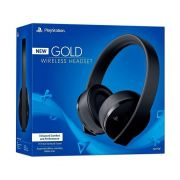 Headset Wireless New Gold Ps4 Em Bh
