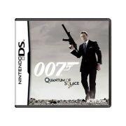 Jogo 007 Qunatum Solace semi novo