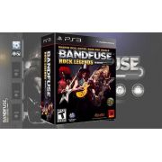 Jogo Bandfuse Rock Legends Ps3