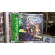 Jogo Chrono Cross para Playstation Original Lacrado