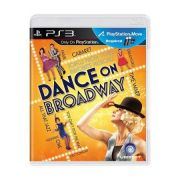 Jogo Dance on Broadway novo Ps3