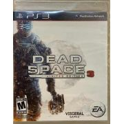 Jogo Dead Space 3 Limited Edition  Novo Lacrado PS3