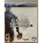 Jogo Dead Space 3 Limited Edition  Novo Lacrado PS3