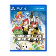 Jogo Digimon story Cyber Sleuth PS4 Novo Lacrado