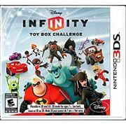 Jogo Disney Infinity Toy Box Challenge 3Ds Seminovo