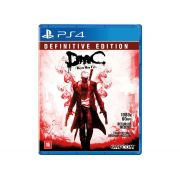 Jogo DMC Devil May Cry Definitive Edition semi novo Ps4