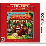 Jogo Donkey Kong Returns 3D Japones Seminovo