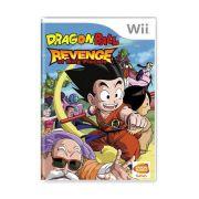 Jogo Dragon Ball Revenge of King Piccolo Wii semi novo