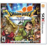 jogo Dragon quest 7 Fragments of the Forgotten Past 3Ds Novo Lacrado