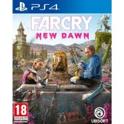 Jogo Farcry New Dawn PS4 Seminovo