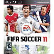 Jogo Fifa Soccer 11 semi novo Ps3