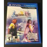 Jogo Final Fantasy X / X2 Novo Lacrado Psvita