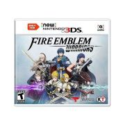 Jogo Fire Emblem Warriors 3Ds Novo Lacrado