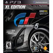 Jogo Gran Turismo XL Edition semi novo Ps3