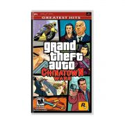 Jogo Grand Theft Auto Chinatown Wars semi novo PSP