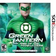 Jogo Green Lantern Riser of manhunters 3Ds Seminovo