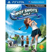 Jogo Hot Shots Golf World Invitational semi novo Psvita