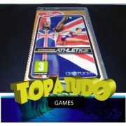 Jogo International Athetics semi novo PSP