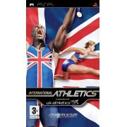 Jogo International Atlhetics semi novo PSP