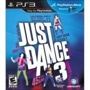 Jogo Just Dance 3 semi novo Ps3