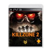 Jogo Killzone 2 semi novo Ps3