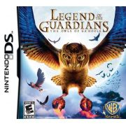 jogo Legend of the Guardians the owls of Ga Hoole DS
