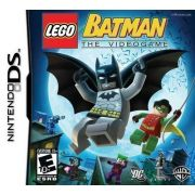 jogo Lego Batman the Videogame DS