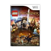 Jogo Lego the Lord of the Rings Wii semi novo