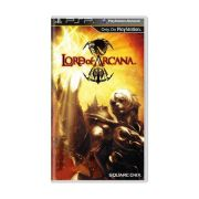Jogo Lord of Arcana semi novo PSP
