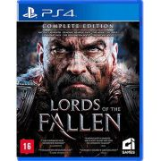 Jogo Lords of the Fallen Complete Edition semi novo Ps4