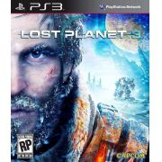 Jogo Lost Planet 3 novo Lacrado Ps3