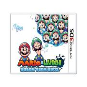jogo Mario & Luigi Dream Team 3Ds Seminovo