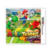 Jogo Mario Tennis Open semi novo 3ds