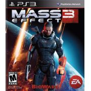 Jogo Mass Effect 3 semi novo Ps3