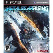 Jogo Metal Gear Rising semi novo Ps3
