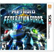 Jogo Metroid Prime Federation Force 3Ds Seminovo