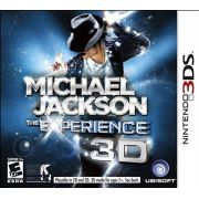 Jogo Michael Jackson the Experience 3D 3ds