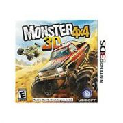 Jogo Monster 4x4 3D 3Ds Seminovo