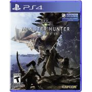 Jogo Monster Hunter World semi novo Ps4