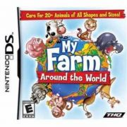 jogo My Farm Around the World DS
