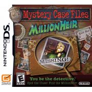 jogo Mystery Case Files Millionheir DS