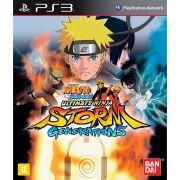 Jogo Naruto Shippuden Ultimate Ninja Storm Generations semi novo Ps3