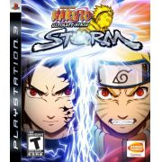 Jogo Naruto Ultimate Ninja Storm semi novo Ps3