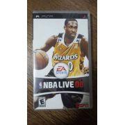 Jogo Nba Live 08 semi novo PSP