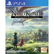 Jogo Ni No Kuni 2 Revenant Kingdom semi novo Ps4